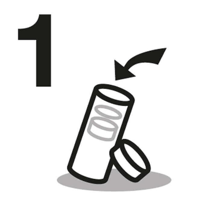 Instrucción de Botella de agua 1Instrucción de Botella de agua 1