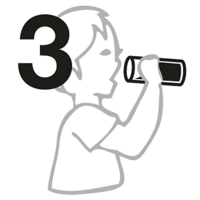 Manuel n° 3 pour Bouteilles de boisson